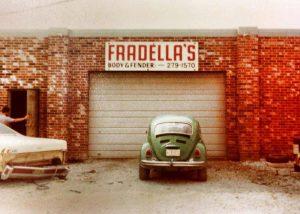 Fradellas History Shop